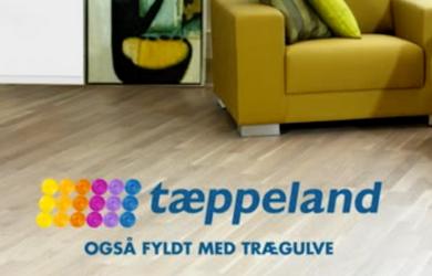 Tæppeland/Produkt/kampagne video