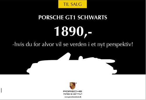 Porsche kampagne