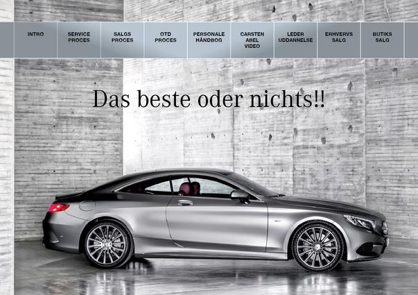 Mercedes CPH/CRM