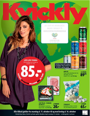 Kvickly Retail/magasin