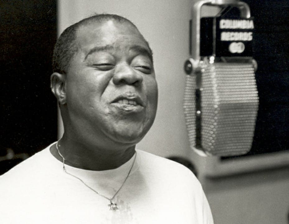 Louis Armstrong 1901 - 1971