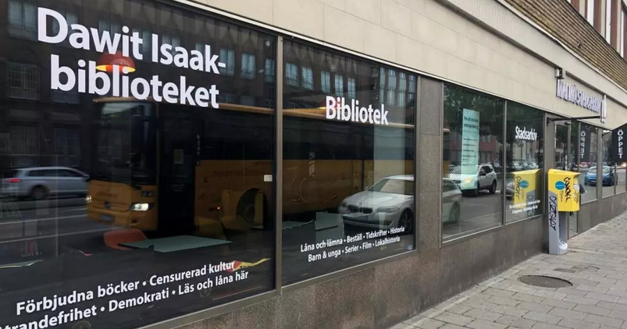 Dawitt Isaak, primera biblioteca de libros censurados del mundo