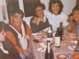 Piero, el de Allen y el mundo, y aquella comida casera