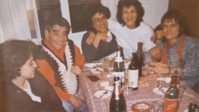 Piero, Pierre Bayona, Hilda López