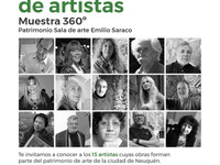 Los artistas plásticos de Neuquén tienen lo suyo