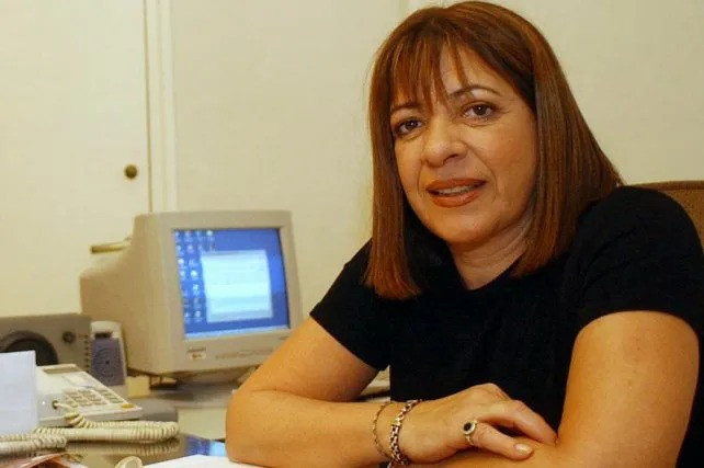 Mona Moncalvillo, periodista argentina