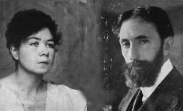 Alfonsina Storni y Horacio Quiroga