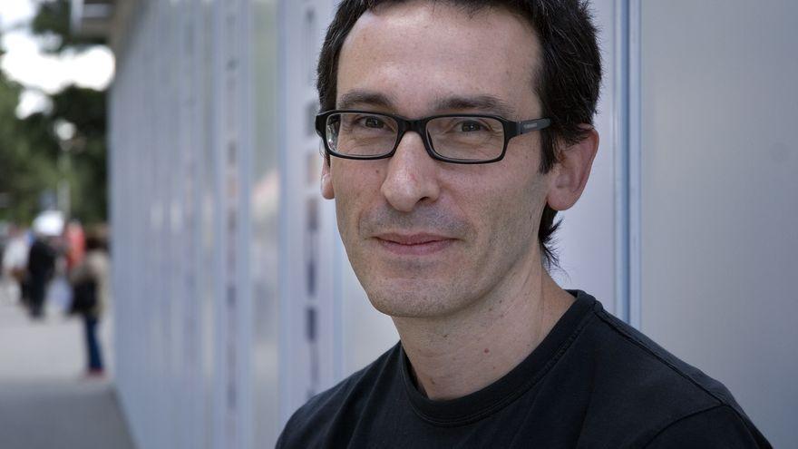 César Rendueles, profesor de Sociología en la Universidad Complutense de Madrid.
