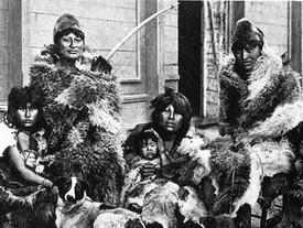 Indios en el Zoo