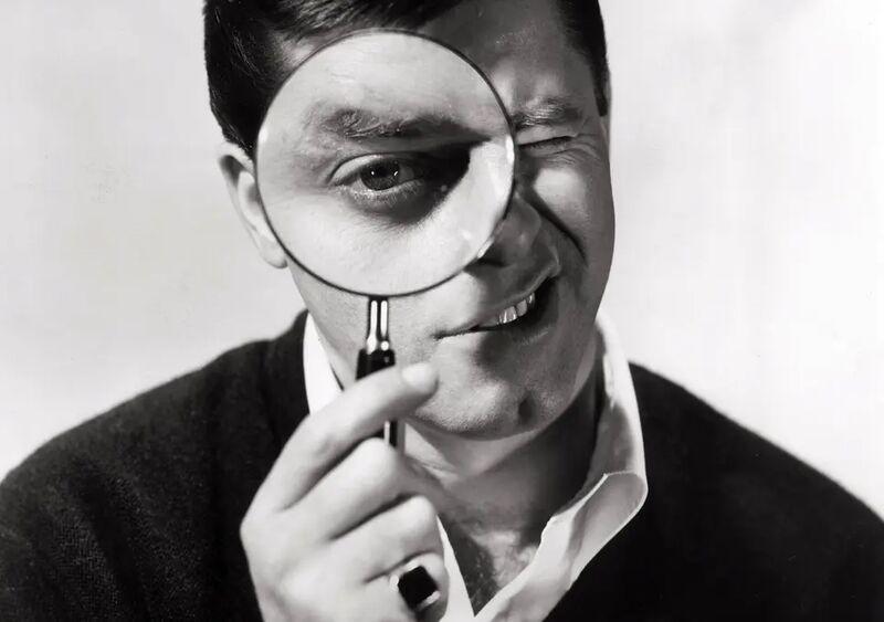 Jerry Lewis - Actor, comediante. 1926-2017