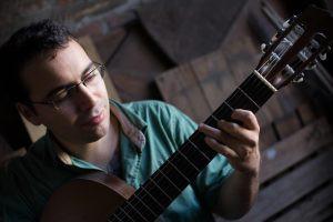 Sebastián Henriquez - Guitarrista neuquino