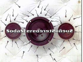 "Tapa de disco: ""Sueño Stereo"" - Soda Stereo (2015)"