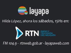 La Yapa Radio se muda a RTN