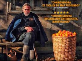 """Cine: """"Mandarinas"""", un alegato contra las guerras."""