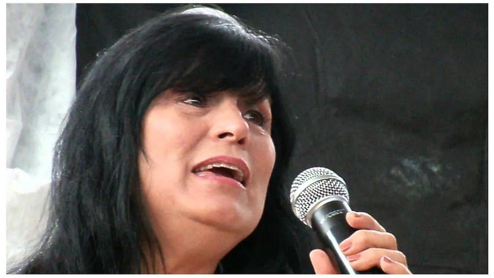Marité Berbel, compositora, cantante patagónica