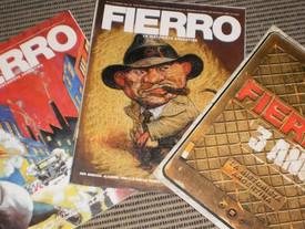 Revista Fierro: por qué vuelve