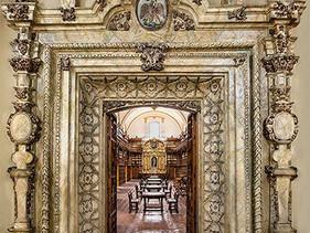 La Biblioteca más antigua de América latina (México)