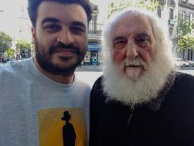 Lo mas parecido a una entrevista: Jose Luis Larralde