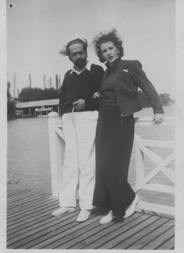 Oliverio Girondo y Norah Lange
