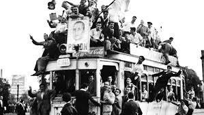 Perón asume la presidencia
