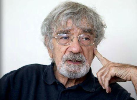 Humberto Maturana, biologo, filòsofo y escritor chileno.