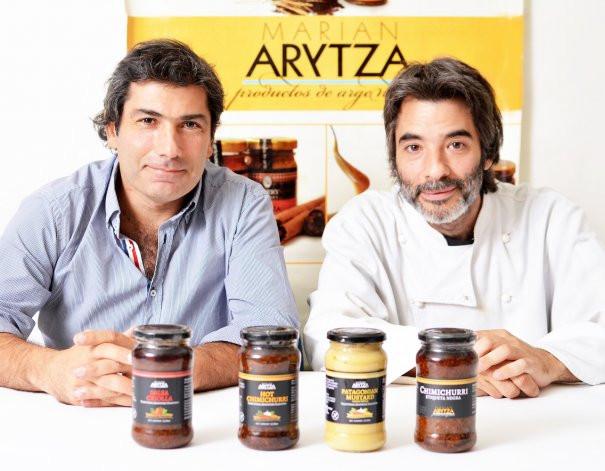 Leo Merlo y Mariano Carballo - Aderezos Arytza