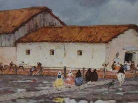 La Ranchería, origen del teatro argentino