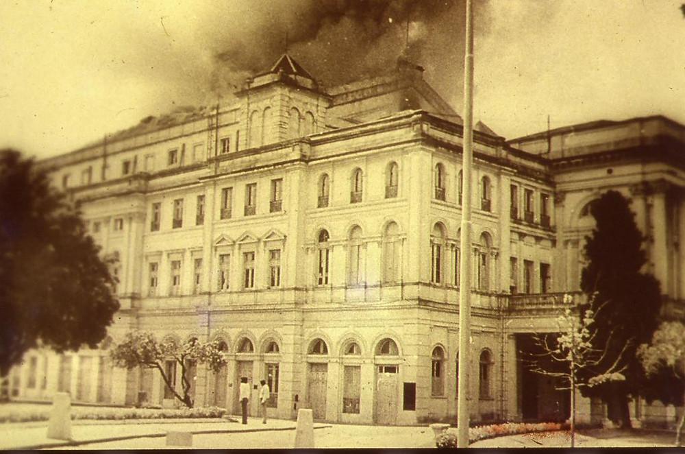 Archivo Histórico Artístico – Teatro Argentino.