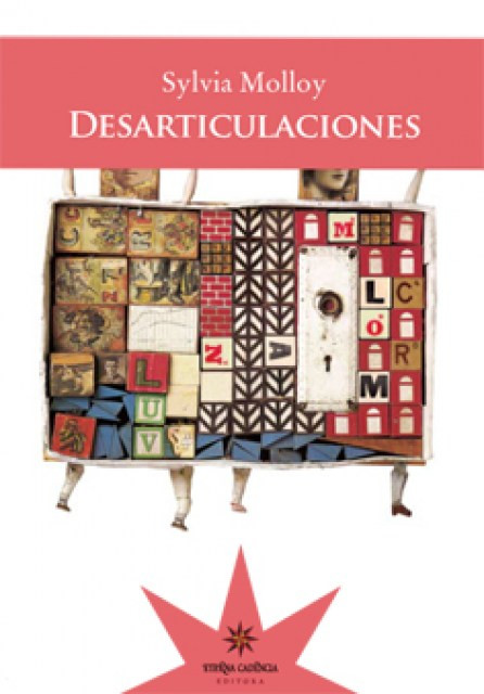 """Tapa del Libro """"Desarticulaciones"""""""