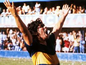 A 40 años de un romance eterno: Maradona-Boca