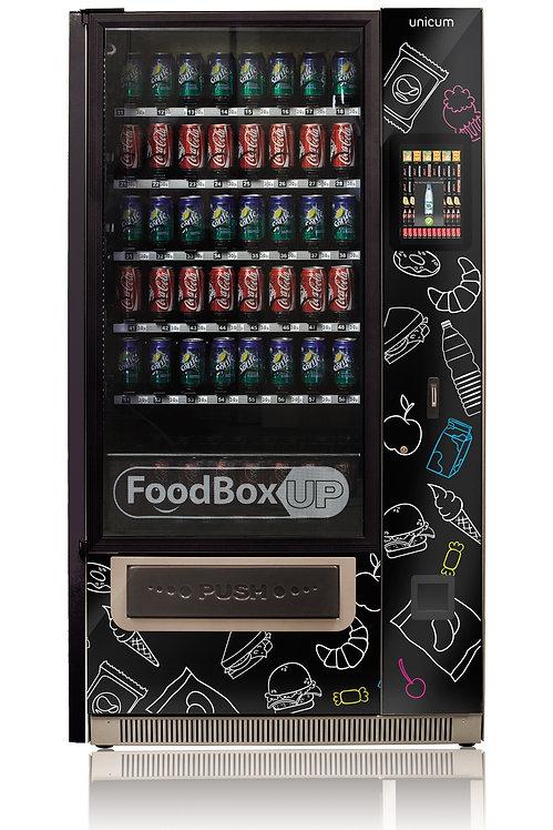Food Box Lift Touch** - Торговый автомат для продажи упакованных товаров