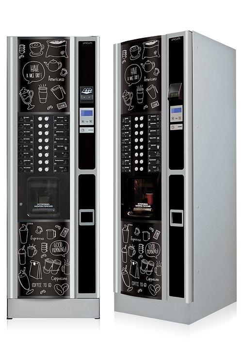 ROSSO** - Торговый автомат для приготовления горячих напитков