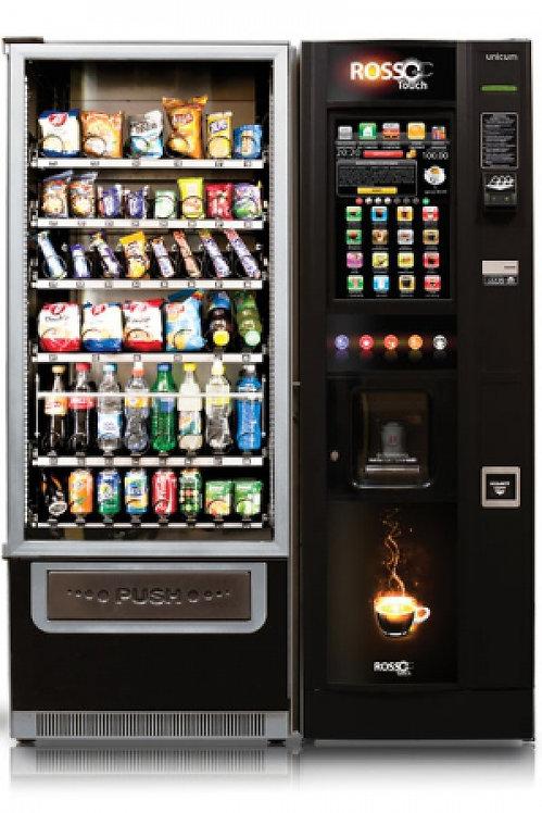TOUCH BAR** - Торговый комбинированный автомат