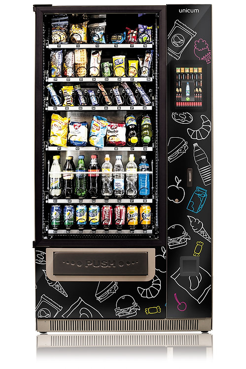 Food Box Touch** - Торговый автомат для продажи упакованных товаров