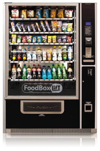 Food Box  Lift LONG PC** (72 ячейки)