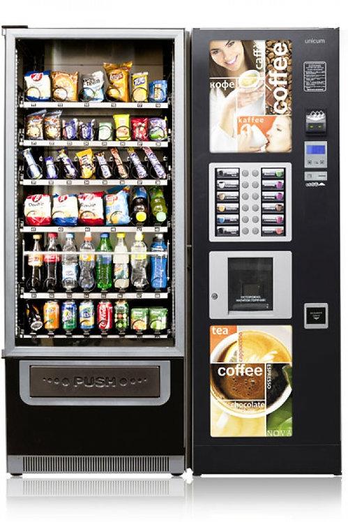 NOVA BAR** - Торговый комбинированный автомат