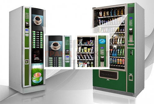Монитор для торгового автомата FoodBox и FoodBox Lift