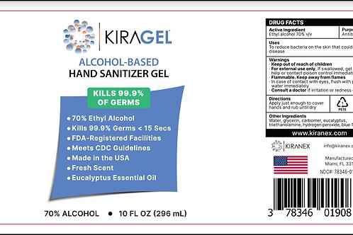 Case of 10oz KiraGel™ (20 ct.)