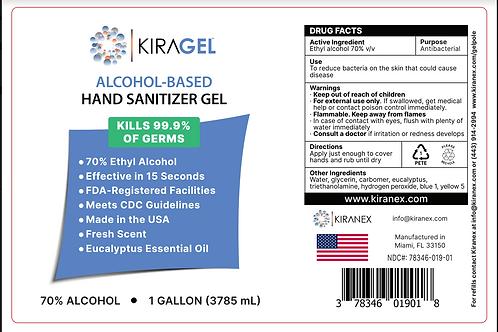 Case of 1gal KiraGel™ (4 ct.)