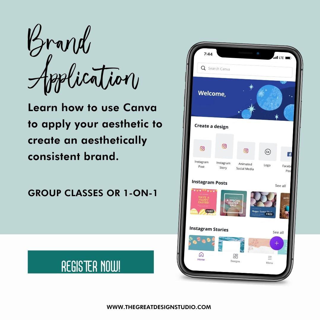 1-on-1 Brand Application