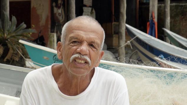 Canoeiro Vitor Cardoso