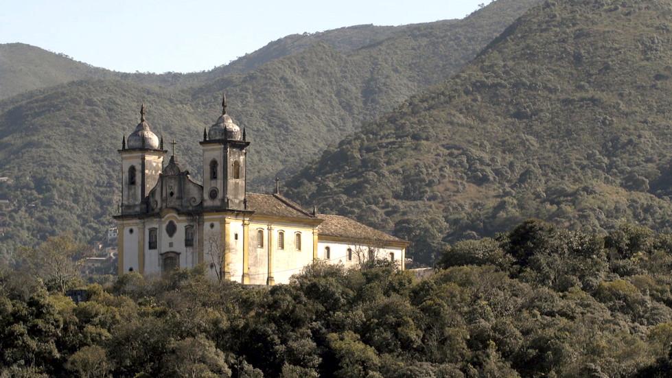 Igreja | Ouro Preto