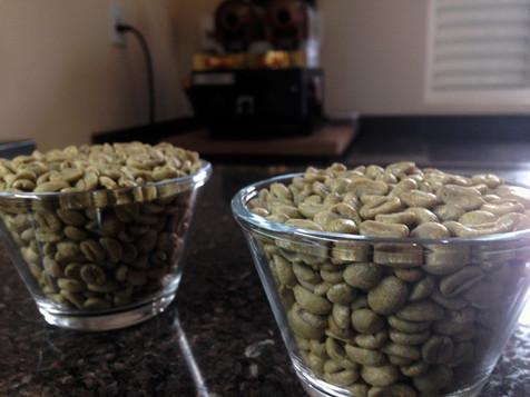 Grãos Selecionados de Café
