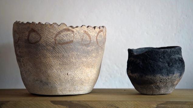 Cerâmicas Antigas da Região