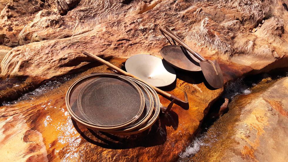 Instrumentos Garimpo
