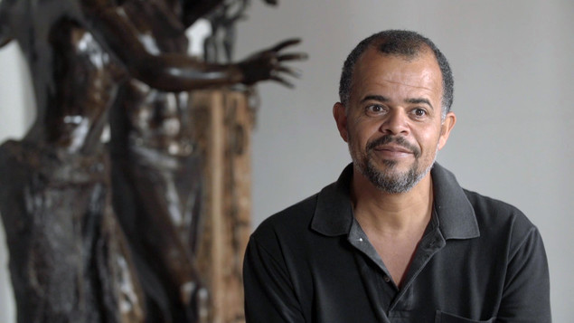 Personagem Escultor | Luciomar Sebastião