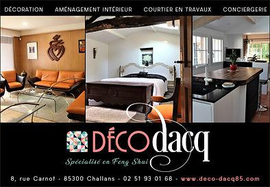 Déco Dacq85 Décorateur Challans