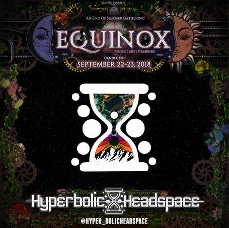 Hyperbolic Headspace
