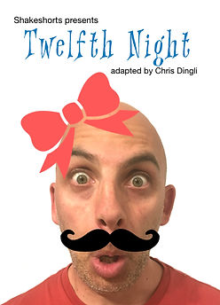 Shakeshorts Twelfth night Poster WORK.00