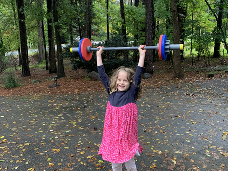 EXERCISE'S 'MAGICAL' EFFECTS ON KIDS- coming soon...
